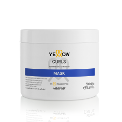 Yellow Maska Curls / 500ml
